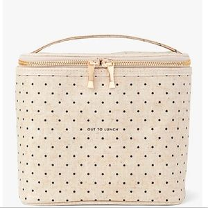 Kate Spade Out To Lunch Lunchbag NWOT